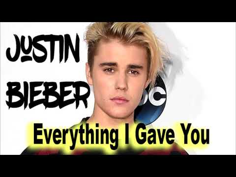 Justin Bieber - Everything I Gave You ft. The Chainsmokers (NEW SONG 2017)