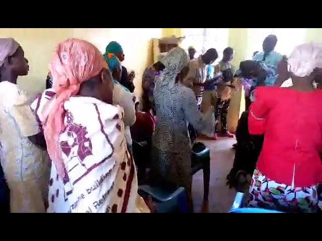 Worship & Baby Dedication at the GMFC/WFF Fellowship in Mois Bridge Western Kenya