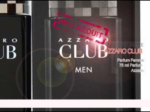 Club Eau Loris Azzaro Toilette Parfum Femme De CsQhrtd