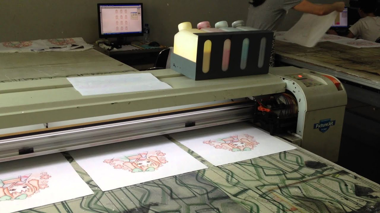 industrial digital fabric direct printing, direct to fabric printing  machine,textile digital printer