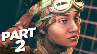 THE OUTER WORLDS Walkthrough Gameplay Part 2 - PARVATI (FULL GAME)