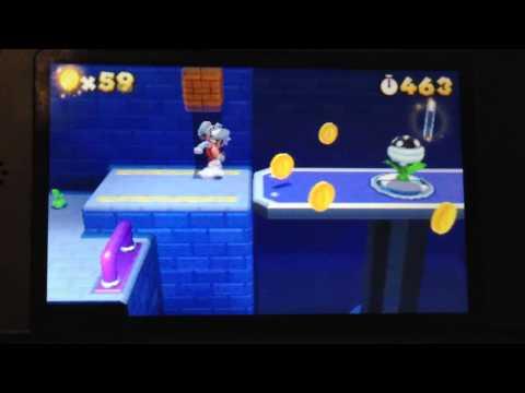 [ Review | Analisis ] Super Mario 3D Land para Nintendo 3DS en Español