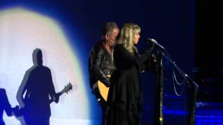 Fleetwood Mac -Landslide (Live) Edmonton May 15, 2013
