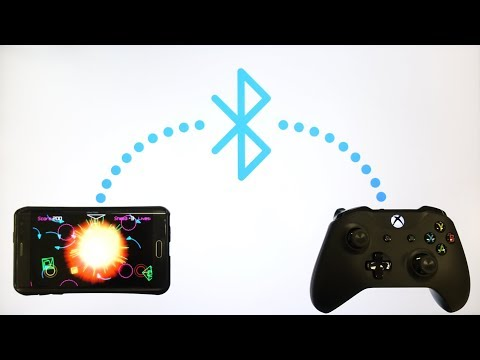 How To Use The Xbox One Controller On Your Android Phone