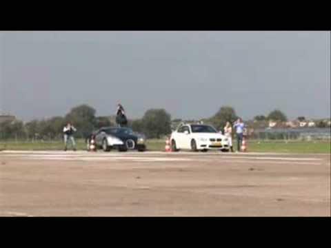 Bugatti vs BMW