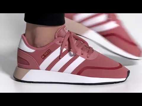 Adidas N-5923 - YouTube