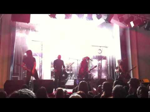 Septic Flesh @ Chaulnes Metal Fest (Picardie), le 23 Avril 2011