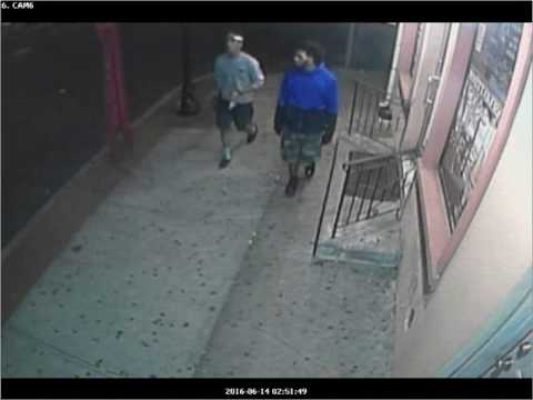 Police searching for 2 males in Trenton homicide