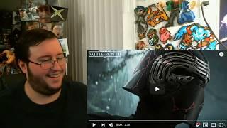 "Gors ""Star Wars Battlefront 2: The Rise of Skywalker"" Official Trailer REACTION"