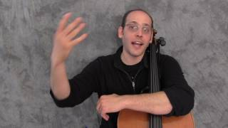 'Contemporary Cello Etudes' Book Online Fundraising Video