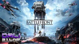 STAR WARS: Battlefront PC Gameplay 60fps 1080p