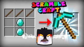 Minecraft - SCRAMBLE CRAFT! (Minecraft Movie)