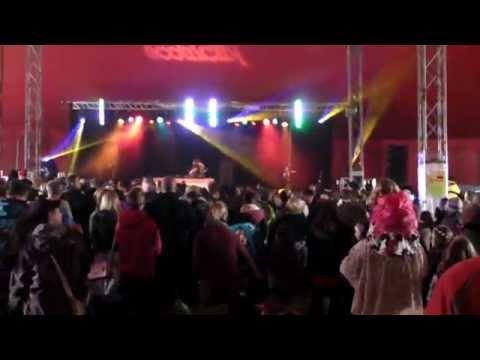 Craig Charles - Live Funk n' Soul DJ Performance (live at Wychood festival - 31st May 15)