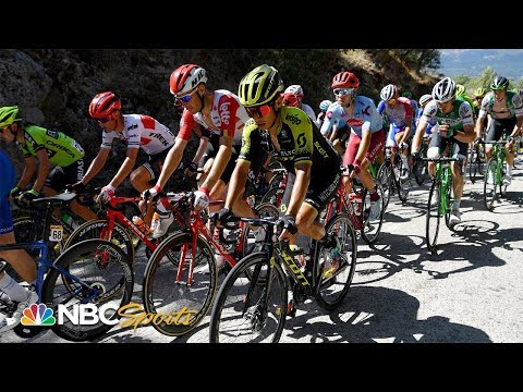 Vuelta a España 2019: Stage 18 | EXTENDED HIGHLIGHTS | NBC Sports