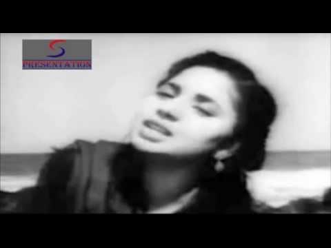 Yeh Raat Yeh Chandni Female) - Lata Mangeshkar - JAAL - Dev Anand, Geeta Bali, Johnny Walker