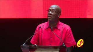 PNM 48th Convention Dr Rowley