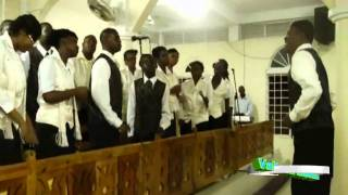 THE BATTLE IS NOT YOURS - The HBAC YOUTH COMBINED CHOIR-sav la mar