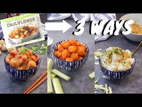 trader-joe's-cauliflower-gnocchi-3-ways