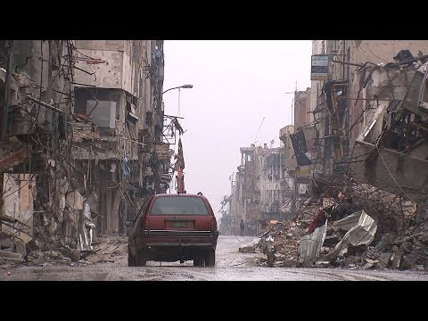 Mosul is a city of the dead six months after devastating battle with Islamic State | ITV News