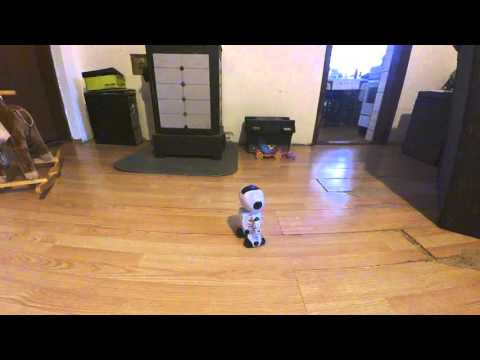 Electric Intelligent Robot Remote Controlled