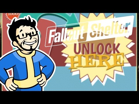 DREAM DWELLERS (10 LUNCH BOX OPENING)  | Fallout Shelter (App Game)