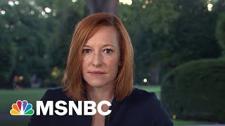 Psaki: GOP Could Raise Debt Limit Tomorrow. Instead, They 'Play Games.'