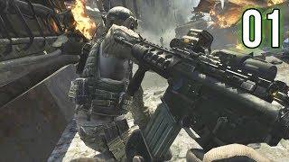 Modern Warfare 3 Campaign - Part 1 - The Beginning (2019)