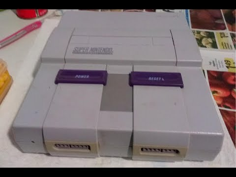 SNES Super Nintendo Entertainment System Complete Cleaning Restoration 62 pin adapter Cartridge Slot