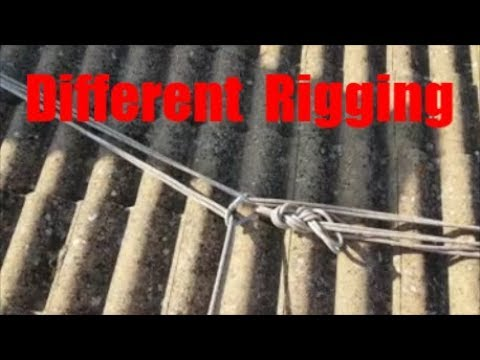 Rope Access - Unknown type of rigging