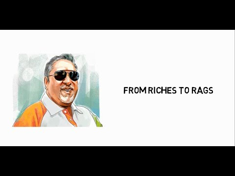 From Riches To Rags | A Vijay Mallya Case Study | Hindi