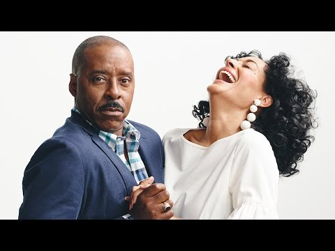 Courtney B. Vance and Tracee Ellis Ross - Actors on Actors – Full ...