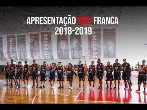 Apresentação SESI Franca - 2018-19