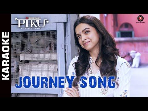 Journey Song - Karaoke with Lyrics (Instrumental) - Piku