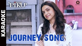 Journey Song - Karaoke with Lyrics (Instrumental) - Piku