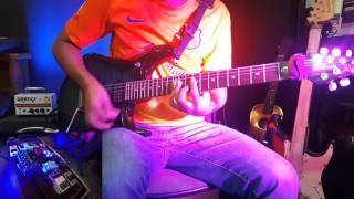 Guitarra-Taller Tema: Solo Ciudad de Colores de Bani Muñoz