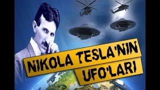 NİCOLA TESLA'NIN UFOLARI, SAKLANAN SIRLAR - KURSAD BERKKAN