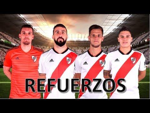 ¿Cómo rindieron los refuerzos? Armani-Pratto-Zuculini-Quintero | River Plate 2018