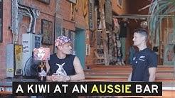 A KIWI AT AN AUSSIE BAR | Australian Beer Sizes