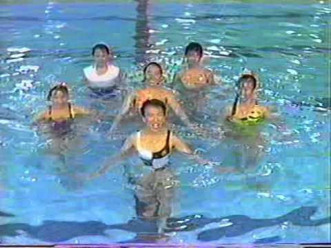 1991年11月1日 自主制作「AQUABICS」ビデオ