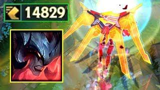 SUPER FAST AATROX! (14000+ Movement Speed)