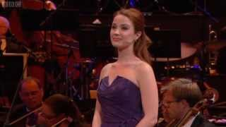Sierra Boggess singing Falling in Love with Love from BBC Proms 2012 - Broadway Sound