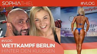 Wettkampf in Berlin mit Ercan und RTL - VLOG | WWW.SOPHIA-THIEL.DE
