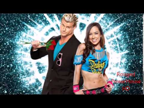 Dolph Ziggler And AJ Lee 1st WWE Theme Song '' Here To Show The World ''