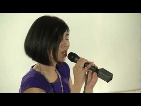 TEDxSingapore - Sarah Cheng-De Winne - Jazz, pop & soul performance