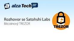 Rozhovor: Jak funguje Bitcoin TREZOR? - AlzaTech #283