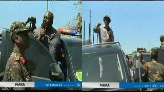 "Kangi Lugola awasha moto mbele ya Rais Magufuli 'RPC mchukue huyu"""