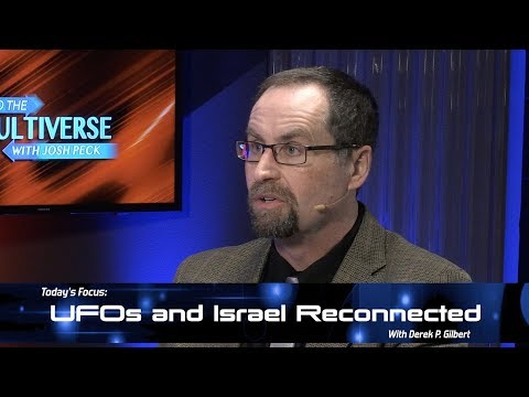 ItM 094: UFOs and Israel Reconnected with Derek P. Gilbert