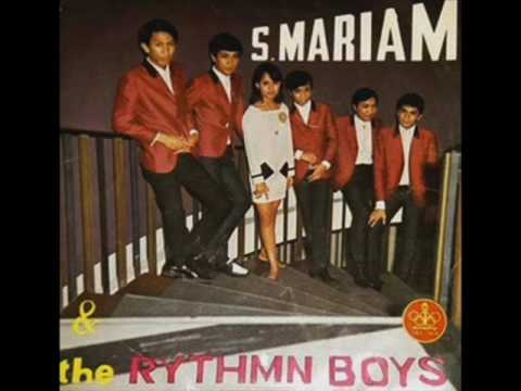 S Mariam & The Rythmn Boys - Pesta