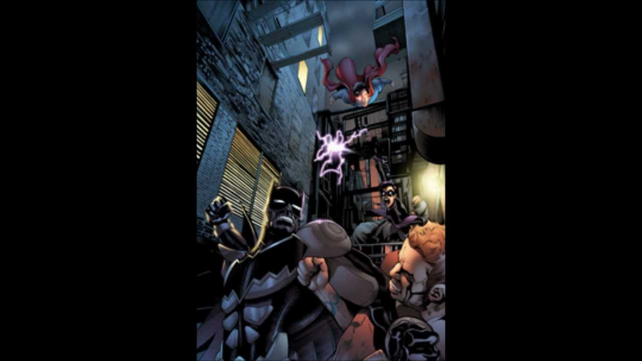 Brief Thoughts On Batman Nightwing In Smallville Season 11