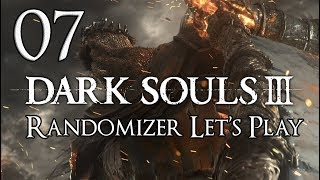 Dark Souls 3 - Randomizer Let's Play Part 7: Fire & Maggots